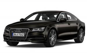 EVA коврики на Audi A7 (4G) 2010 - 2018