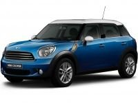 EVA коврики на Mini Cooper Countryman R60 2010-2015