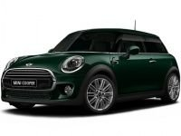 EVA коврики на Mini Coupe Cooper F56