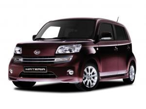 EVA коврики на Daihatsu Materia 2006 – 2013