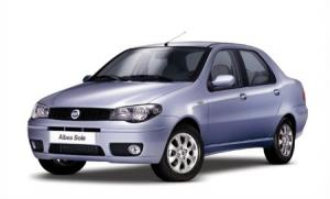 EVA коврики на Fiat Albea 2002 - 2012