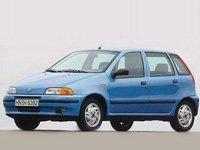 EVA коврики на Fiat Punto I (1993 - 1999)