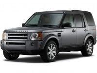 EVA коврики на Land Rover Discovery III 2004-2009