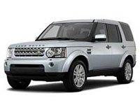 EVA коврики на Land Rover Discovery IV 2009 - наст. время