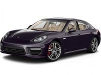 EVA коврики на Porsche Panamera I LONG рестайлинг 2013 – 2016