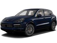 EVA коврики на Porsche Cayenne III 2018 - наст. время