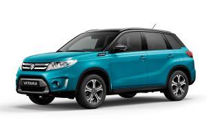 EVA коврики на Suzuki Vitara II 2014 - наст. время