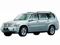 EVA коврики на Suzuki Grand Vitara XL7 (7 мест) 2001 - 2008