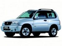 EVA коврики на Suzuki Grand Vitara II (3-х дверный) 2001 - 2005
