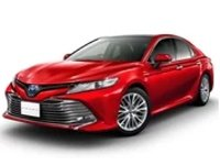 EVA коврики на Toyota Camry VIII (XV70) 2018 - наст. время