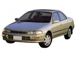EVA коврики на Toyota Carina E 1992-1998
