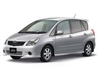 EVA коврики на Toyota Corolla Spacio (E120) (правый руль) 2003-2007