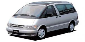 EVA коврики на Toyota Estima I (1990-2000) 7 мест