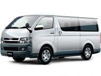EVA коврики на Toyota HiAce 2004 (H 200) 2004-2010