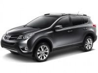 EVA коврики на Toyota RAV 4 IV (XA40) 2013 - 2019