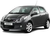 EVA коврики на Toyota Yaris (P2) 2005 - 2010 (хечбек)