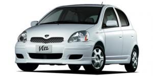 EVA коврики на Toyota Vits I (P10, правый руль) 1998 - 2005