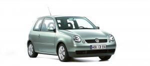 EVA коврики на Volkswagen Lupo 1998-2005