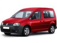 EVA коврики на Volkswagen Caddy 2004 - наст. время