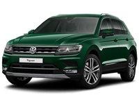 EVA коврики на Volkswagen Tiguan 2016 - наст. время