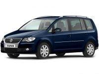 EVA коврики на Volkswagen Touran 2003 - 2010