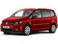 EVA коврики на Volkswagen Touran 2010 - 2015