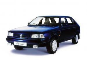 EVA коврики на Москвич Святогор 1997-2002