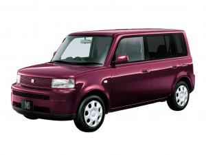 EVA коврики на Toyota BB I 2000 - 2005