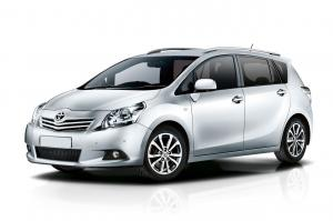 EVA коврики на Toyota Verso 2009 - 2012
