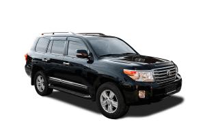 EVA коврики на Toyota Land Cruiser 200 2007 - 2012  (5 мест)