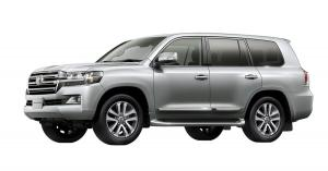 EVA коврики на Toyota Land Cruiser 200 2012 - наст. время  (5 мест)