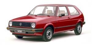 EVA коврики на Volkswagen Golf II 1983 - 1992