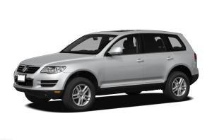 EVA коврики на Volkswagen Touareg 2002 - 2010