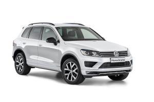 EVA коврики на Volkswagen Touareg 2010 - 2018