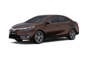 EVA коврики на Toyota Corolla XII (E210) 2018 - наст. время