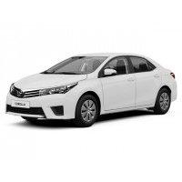 EVA коврики на Toyota Corolla (E160/E170) 2013 - 2020