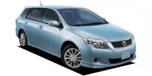 EVA коврики на Toyota Corolla Fielder правый руль NZE 164 2012-2015
