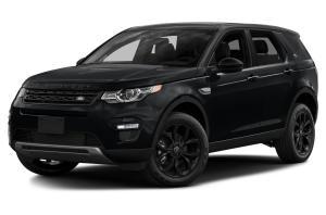 EVA коврики на Land Rover Discovery Sport 2019 - наст. время