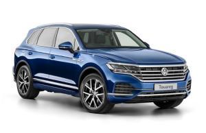 EVA коврики на Volkswagen Touareg 2018- наст. время