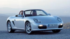EVA коврики на Porsche Boxster II (987) 2004-2012