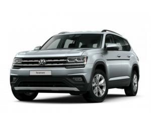 EVA коврики на Volkswagen Teramont (6 мест) 2017 - наст. время